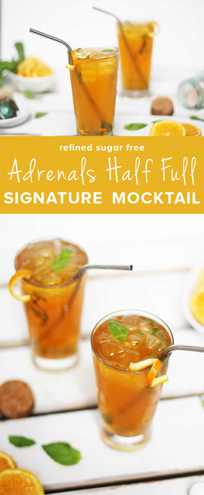 Adrenal Healing Mocktail