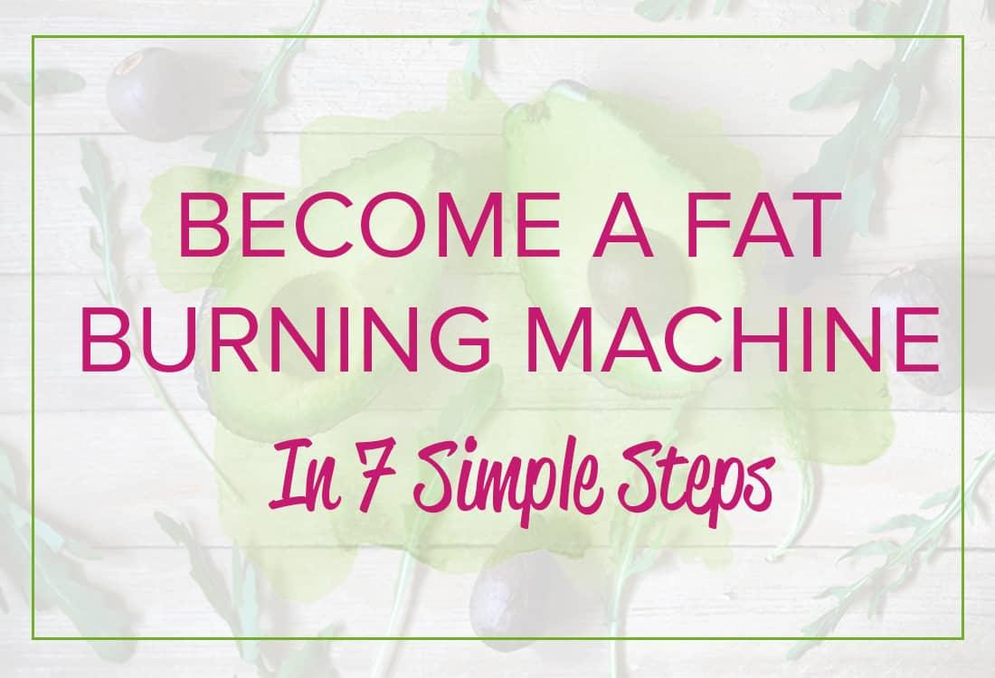 become a fat burning machine pdf