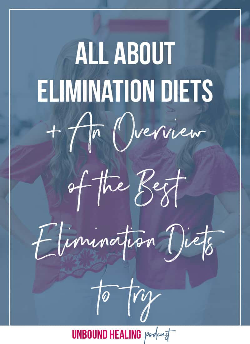 All About Elimination Diets + An Overview of the Best Elimination Diets to try