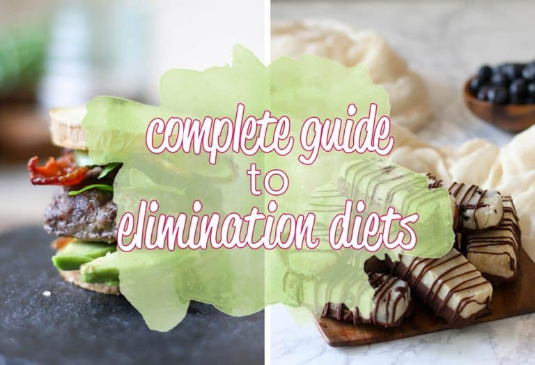 Complete guide to elimination diets